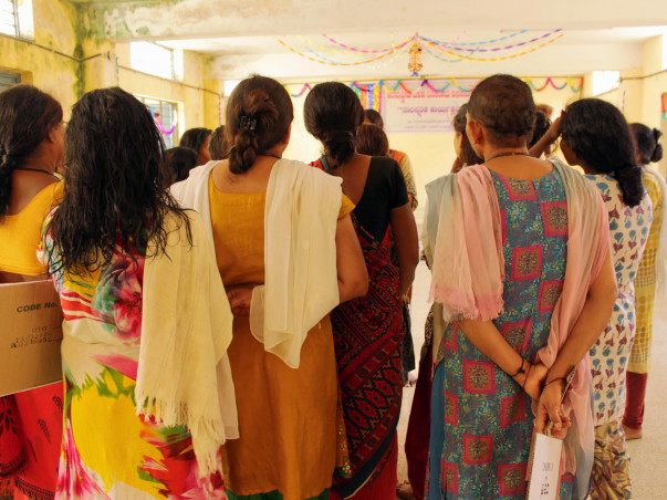 Support Women Prisoners - in their journey of transformation