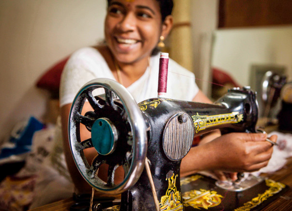 Self-Employment Training for Musahar Adolescent Girls