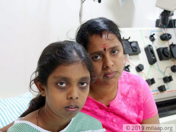 12-Year-Old Will Only Survive With An Urgent Liver Transplant