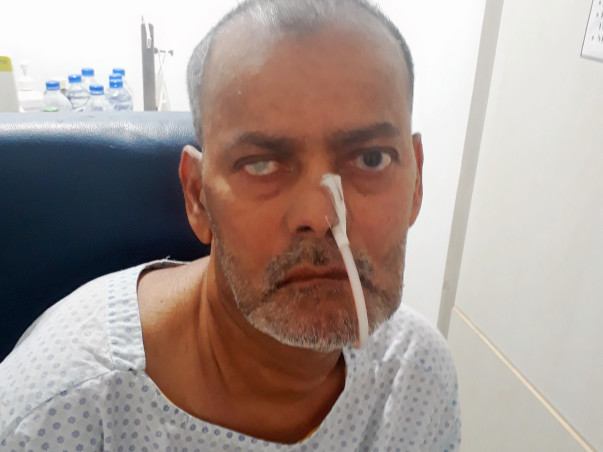 Help Henry Get Treated For Intracranial Haemorrhage