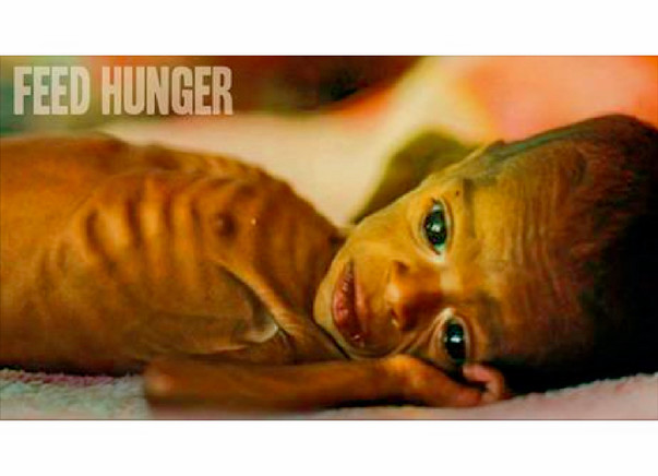 Feed a Tribal Child from Hunger | June-July 2017