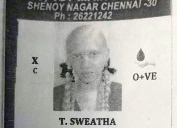 Support Sweatha for education