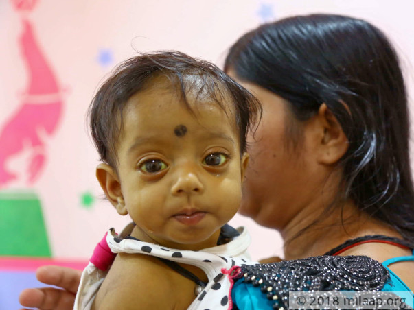 This 5-Month-Old Is In Unbearable Pain Because Of Liver Disease