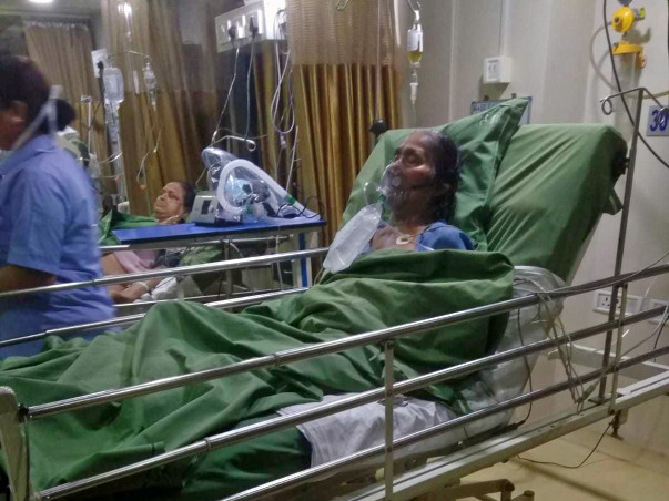 Help My Mother Get Treated for Multiple Organ Failure