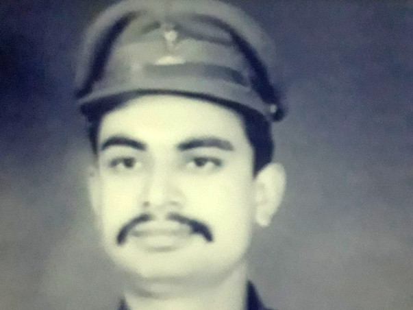 Help An Army Officer Walk Again