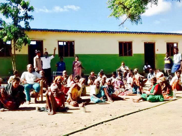 Help GSI build a new Home for the homeles helpless destitute