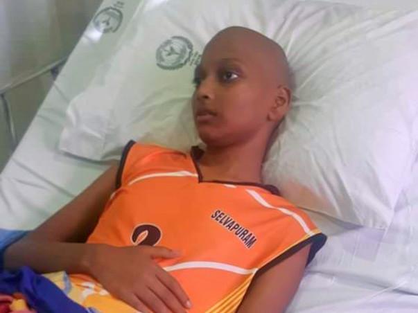 Save Mr.Shafeel 14 year old boy From Acute lymphocytic leukemia