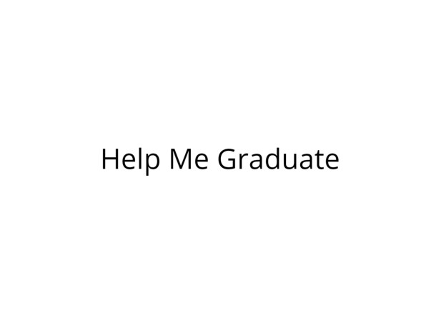 Help Me Pay for My Third Semester Fees for My MCA Degree