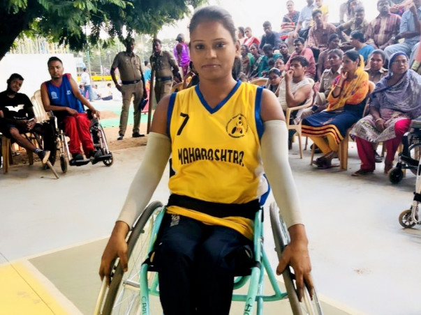 Help Me To Participate In Wheelchair Basketball Championship