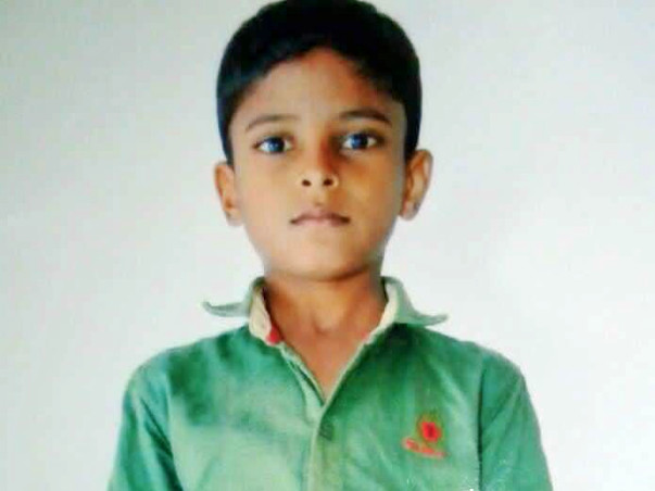 8-year-old Pawan Needs A Liver Transplant In Five Days To Live