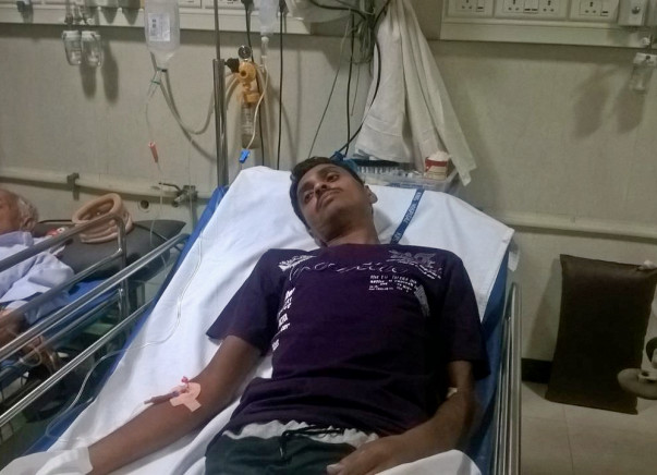 help parshu from Jaundice, Fatty Liver and Collapsed digestive system