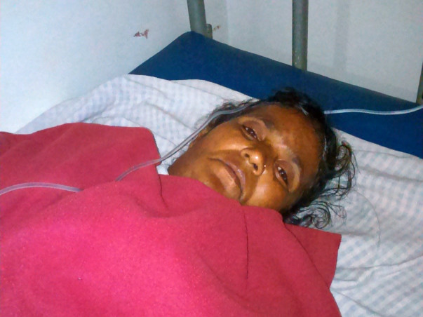 Help Savithramma for her Treatment