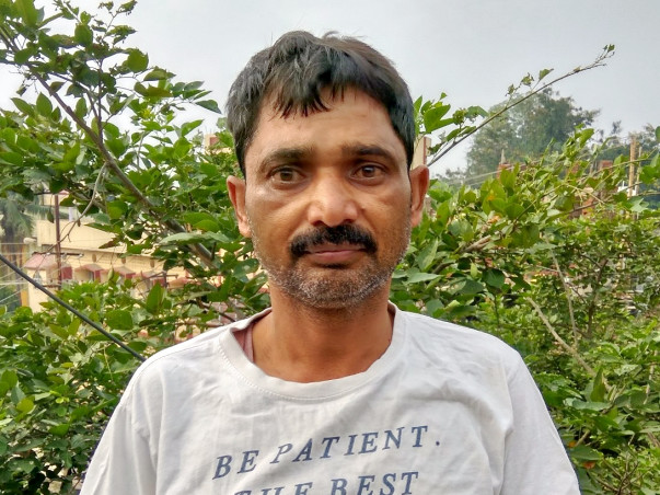 Help Deepak Fight Oral Cancer