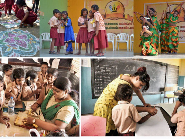 Support Teach For India Bring Out The Performer In Chennai Kids