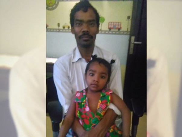 A Father Helplessly Awaits A Miracle To Save His Dying 2-Year-Old