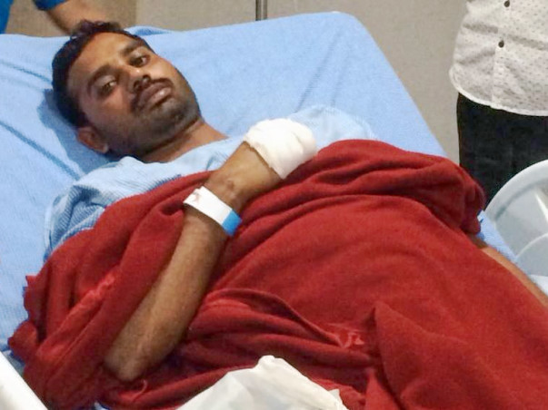 Financial Help Needed for Yoga, who met with a road accident at Hyd