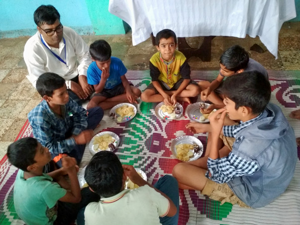 Fundraiser for Ashwamedh Foundation's Education Center in Murbad,Thane