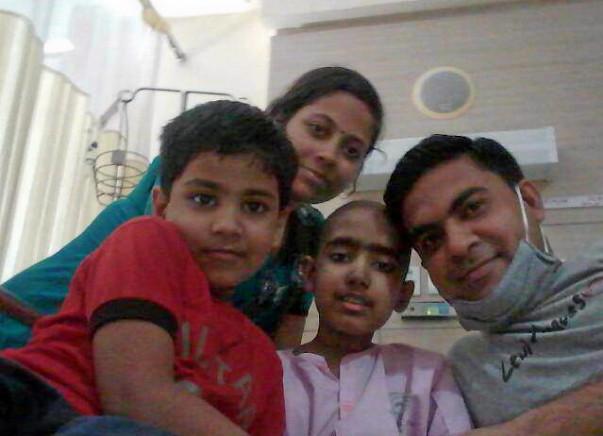 Help Rimjhim To Do Bone Marrow Transplant For Thalassemia Major