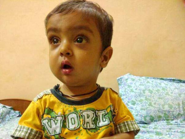 Help Shivansh Undergo a Liver Transplant