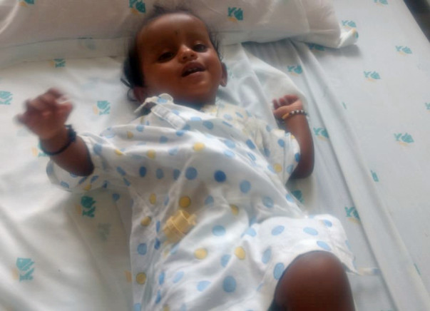 This 10-month-old Baby Girl Cannot Afford The Cure To Her Cancer