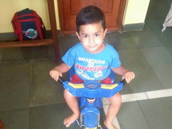 Help my son get a liver transplant which could save his life