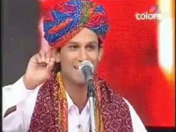"Save India Got Talent Fame Rajasthani Singer ""Aslam Khan Langa"""
