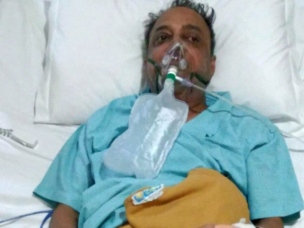 Help Vikas For Double Lung Transplant Surgery