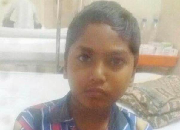 Help 15 Year Old Santosh Sadhu Fight Blood Cancer