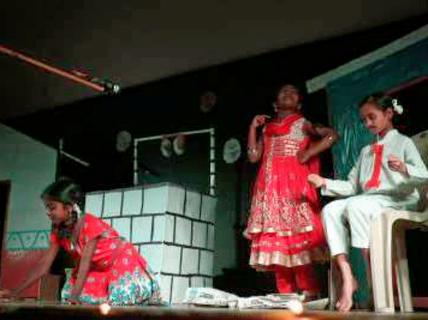 Help Dramebaaz Bangalore take theatre to 500 underprivileged kids!