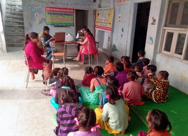 Free education for needy children,free skill development center