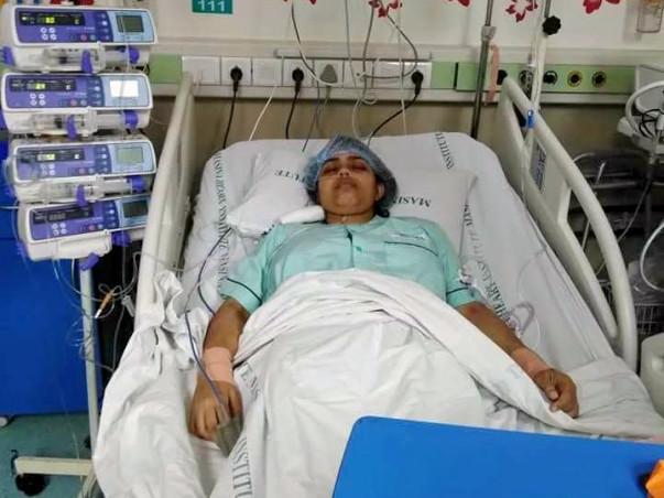 Help Rounak Undergo A Heart Transplant