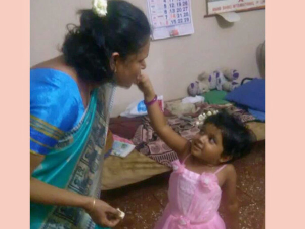 Let Us Give Strength To Kanthi Fight Her Cancer