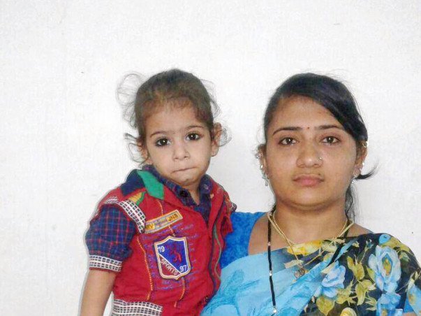 Help This Single Mother Protect Her Daughter