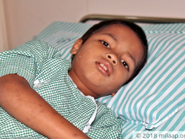 This 8-Year-Old Can Fight Blood Disease With Your Help