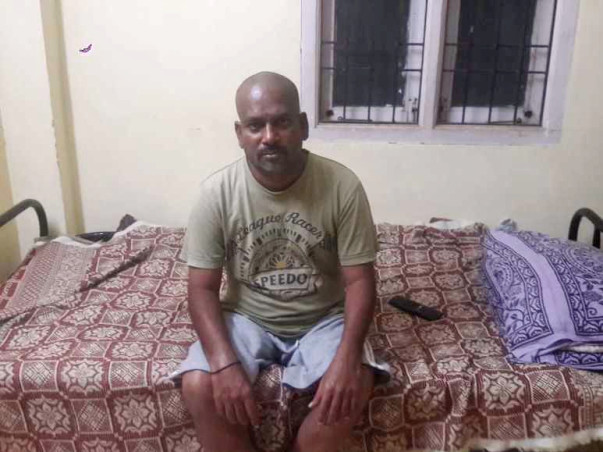 Help Sanyasi Rao Fight Lung Cancer