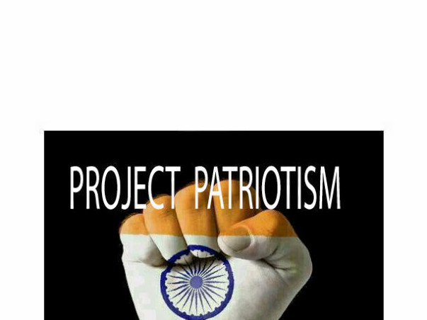 help us in implaning the feeling of patriotism in children