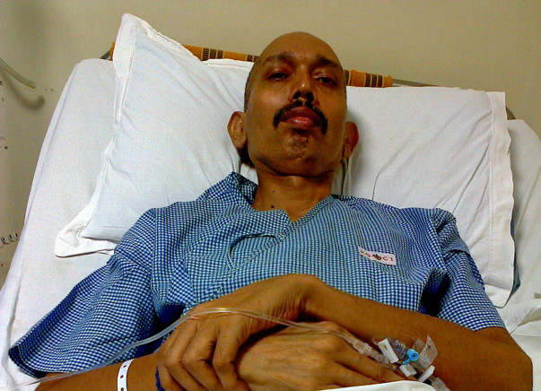 I am fundraising to save Ravi Kumar from cancer