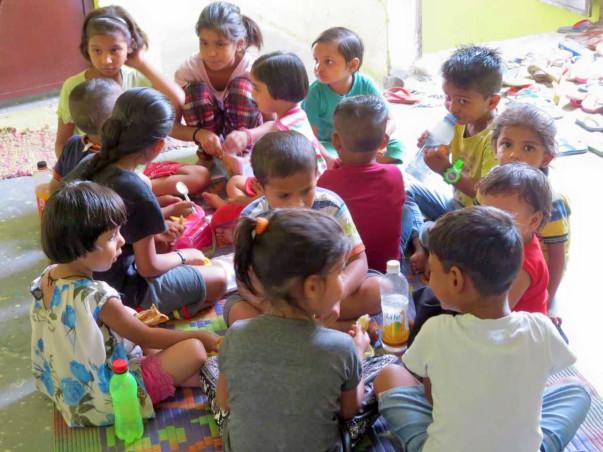 Help LECIN run community schools for children living in slums