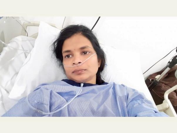 Help Rupali Undergo A Lung Transplant