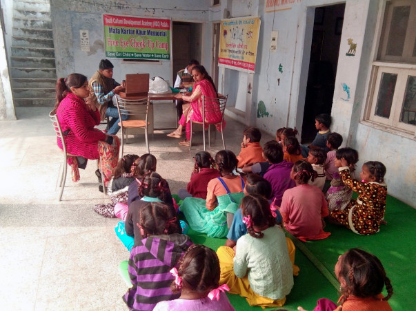 Free education for needy children,free skill development center