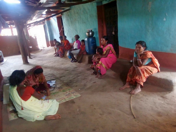 Reduce Maternal Deaths And Malnutrition In Tribal Women of Bastar