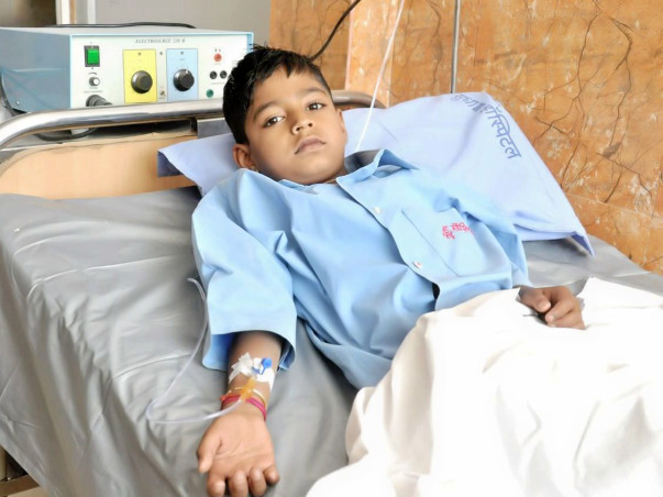 Medicines Aren't Enough To Keep This 7-Year-Old Alive