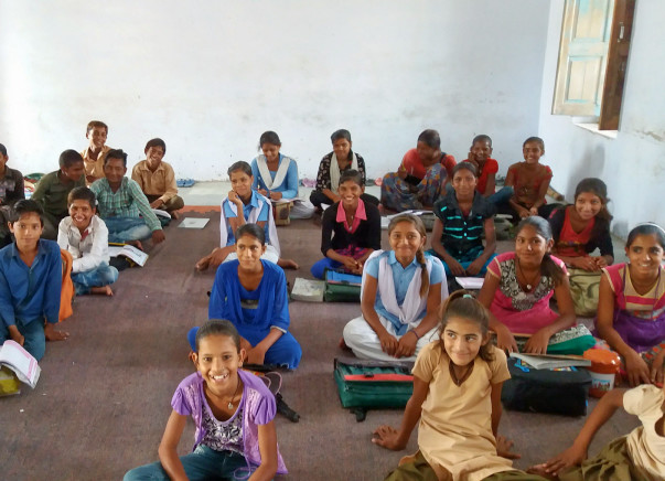 HELP SET-UP LIBRARIES IN GOVERNMENT SCHOOLS: RAJASTHAN