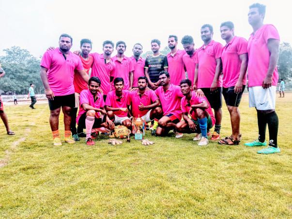 Help Prashanth Reach AD Alcorcon International Football Club, Spain