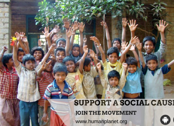 Help us build a platform for Social Impact and community development