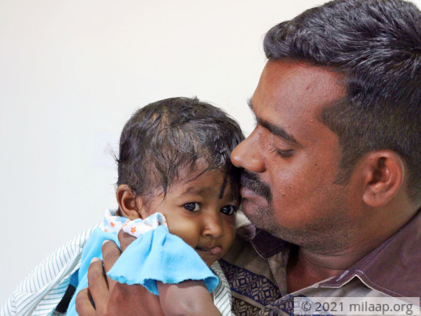 Farmer's Baby Girl Needs Urgent Heart Surgery To Survive