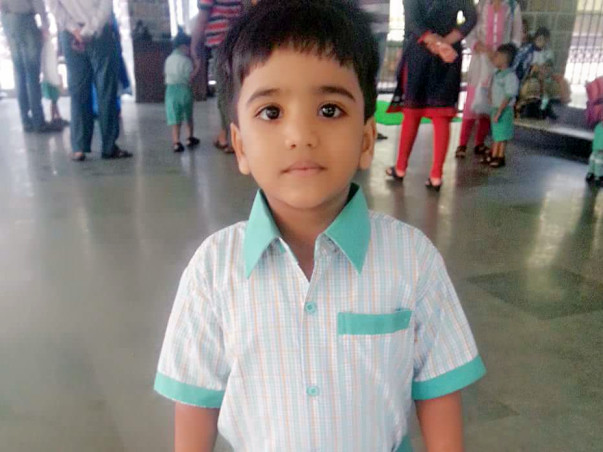 4 Year Rudra Needs Our Support To Fight With Blood Cancer