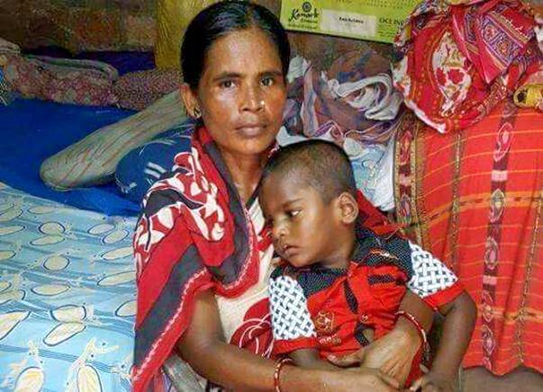 Help Manirul Survive Cerebral Palsy