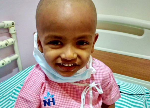 Arman Needs Your Help To Survive Cancer