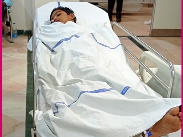 This 12 Years Old Needs Your Urgent Support In Fighting Health Issues